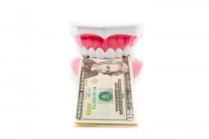 teeth dollars